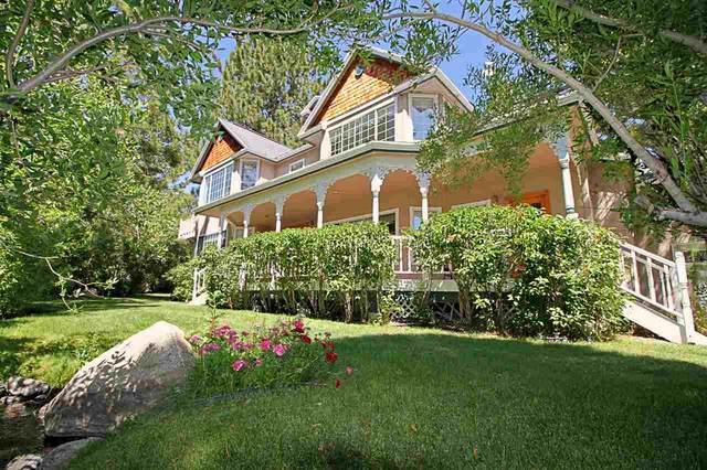 595 Waterford Avenue, Mammoth Lakes, CA 93546 (MLS #200705) :: Millman Team