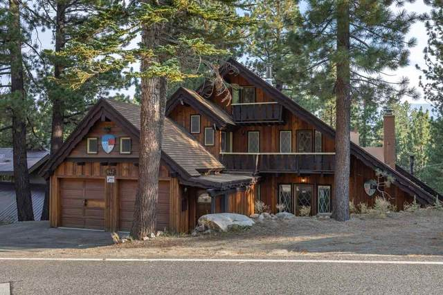 847 Forest Trail, Mammoth Lakes, CA 93546 (MLS #200756) :: Mammoth Realty Group