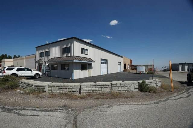 465 Commerce Circle, Mammoth Lakes, CA 93546 (MLS #200767) :: Millman Team