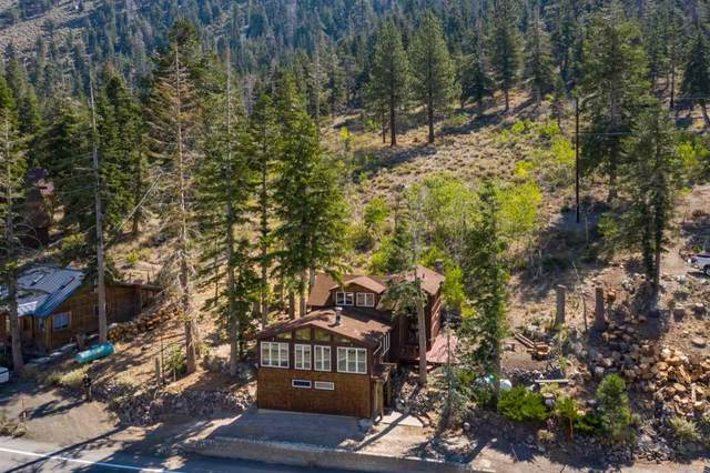 3099 Highway 158, June Lake, CA 93529 (MLS #200790) :: Millman Team