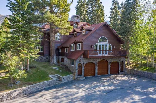 75 Crawford Ave, Mammoth Lakes, CA 93546 (MLS #200792) :: Millman Team