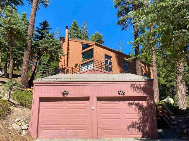 682 Canyon Place, Mammoth Lakes, CA 93546 (MLS #200814) :: Millman Team