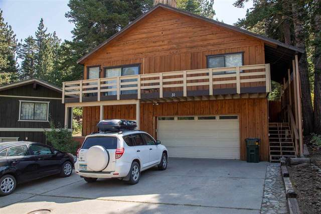 31 Evergreen, Mammoth Lakes, CA 93546 (MLS #200831) :: Millman Team