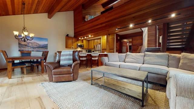 19 Villa Vista Drive #6, Mammoth Lakes, CA 93546 (MLS #200844) :: Millman Team