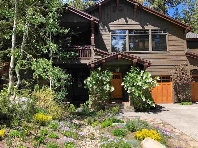 318 St. Anton Circle, Mammoth Lakes, CA 93546 (MLS #200856) :: Mammoth Realty Group