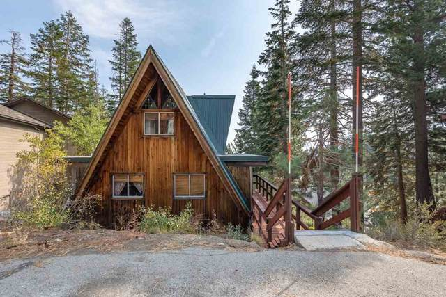 428 Ridgecrest Drive, Mammoth Lakes, CA 93546 (MLS #200864) :: Mammoth Realty Group