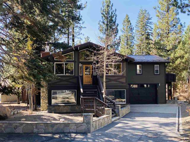 124 Klosters Ct, Mammoth Lakes, CA 93546 (MLS #200881) :: Mammoth Realty Group