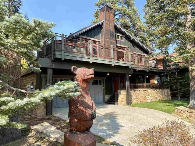 2124 Forest Trail, Mammoth Lakes, CA 93546 (MLS #200928) :: Mammoth Realty Group
