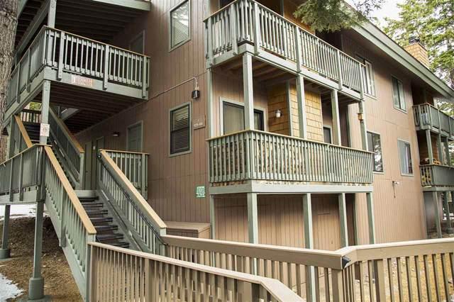 153 Lake Mary #113 Road, Mammoth Lakes, CA 93546 (MLS #201000) :: Millman Team