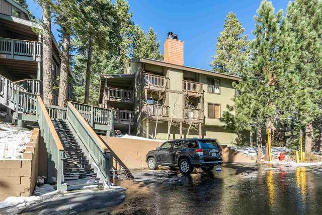 153 Lake Mary #1 Road, Mammoth Lakes, CA 93546 (MLS #201011) :: Millman Team