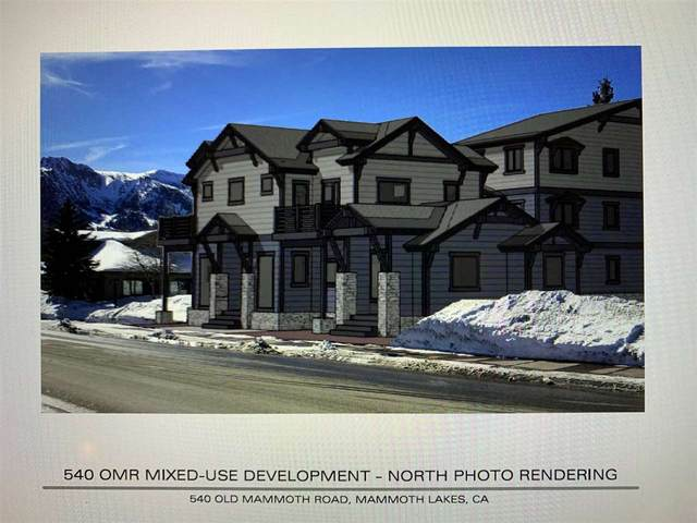 540 Old Mammoth Road #9, Mammoth Lakes, CA 93546 (MLS #201016) :: Mammoth Realty Group