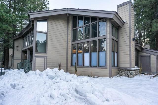 2252 Meridian Blvd #29, Mammoth Lakes, CA 93546 (MLS #201020) :: Millman Team