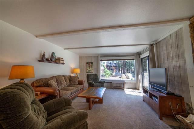 3253 Meridian Blvd. #G69, Mammoth Lakes, CA 93546 (MLS #201023) :: Millman Team