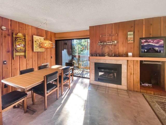 248 Mammoth Slopes Drive #35, Mammoth Lakes, CA 93546 (MLS #201028) :: Millman Team