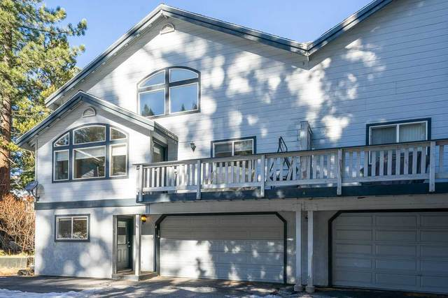 34 Crawford Ave. #4, Mammoth Lakes, CA 93546 (MLS #201035) :: Mammoth Realty Group