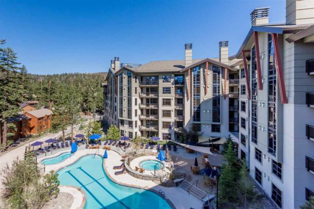 50 Hillside    #645 Drive, Mammoth Lakes, CA 93546 (MLS #20170530) :: Rebecca Garrett with Mammoth Realty Group