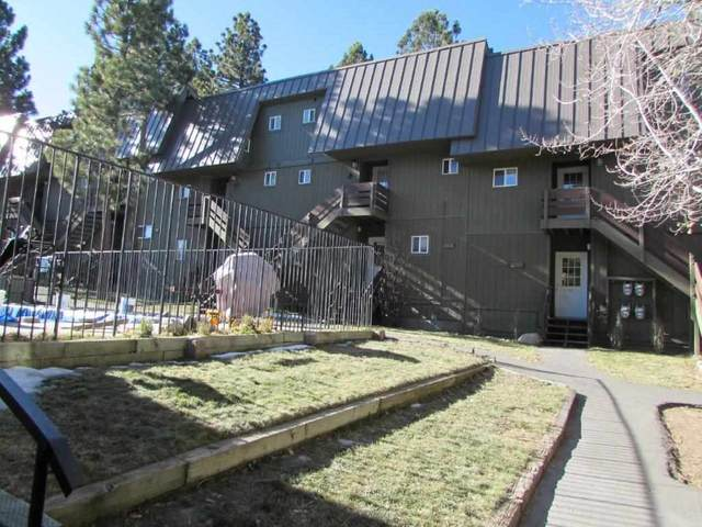 134 Laurel Mtn Rd. #10, Mammoth Lakes, CA 93546 (MLS #210004) :: Mammoth Realty Group