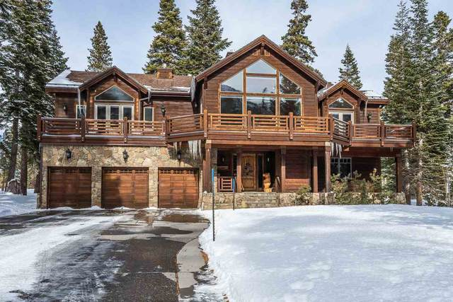 265 Le Verne St, Mammoth Lakes, CA 93546 (MLS #210021) :: Millman Team