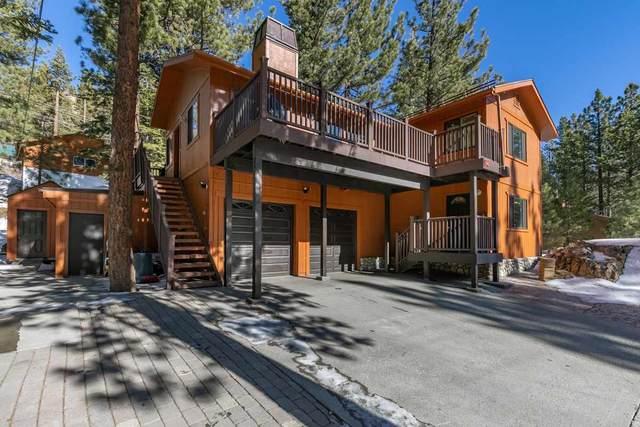 92 Rusty Lane, Mammoth Lakes, CA 93546 (MLS #210030) :: Millman Team