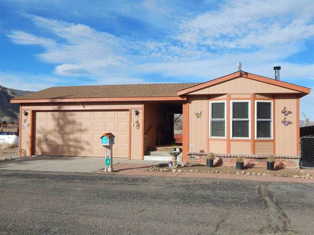 108952 Highway 395 Unit #4, Coleville, CA 96107 (MLS #210033) :: Mammoth Realty Group