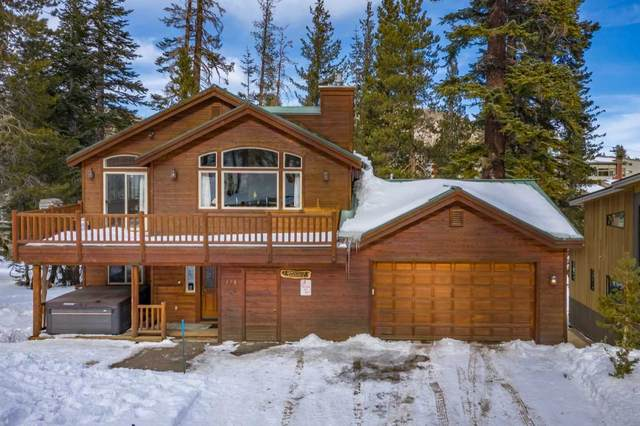 376 Davison Road, Mammoth Lakes, CA 93546 (MLS #210051) :: Mammoth Realty Group