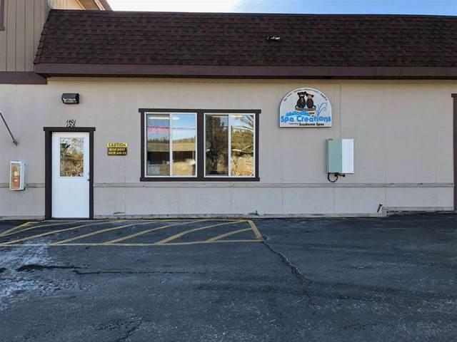 1401 Sierra Park Rd. S1, Mammoth Lakes, CA 93546 (MLS #210083) :: Mammoth Realty Group