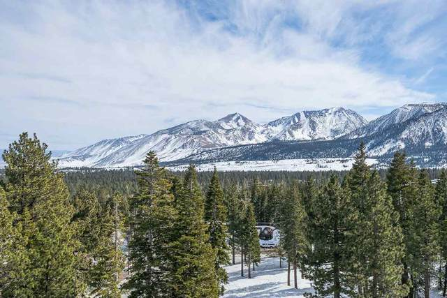 50 Hillside Dr. #645, Mammoth Lakes, CA 93546 (MLS #210187) :: Mammoth Realty Group