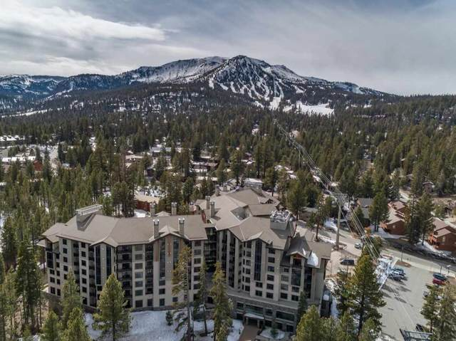 50 Hillside Dr #545, Mammoth Lakes, CA 93546 (MLS #210265) :: Mammoth Realty Group