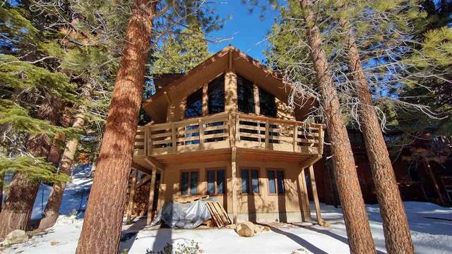 264 Cortina Court, Mammoth Lakes, CA 93546 (MLS #210266) :: Millman Team