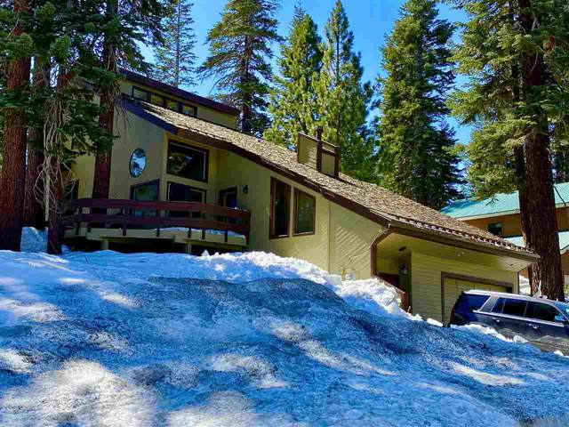 1309 Forest Trail, Mammoth Lakes, CA 93546 (MLS #210294) :: Mammoth Realty Group