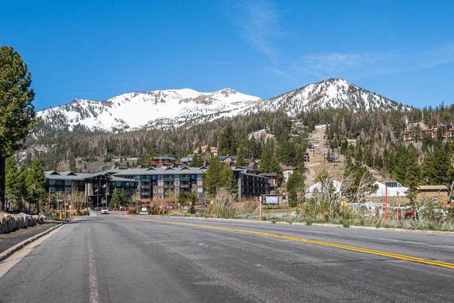 4000 Meridian Blvd. #206, Mammoth Lakes, CA 93546 (MLS #210306) :: Mammoth Realty Group