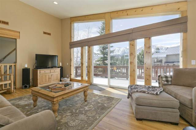 457 Wagon Wheel Road, Mammoth Lakes, CA 93546 (MLS #210319) :: Millman Team