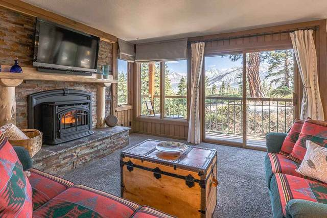 435 Lakeview Blvd #14, Mammoth Lakes, CA 93546 (MLS #210326) :: Millman Team