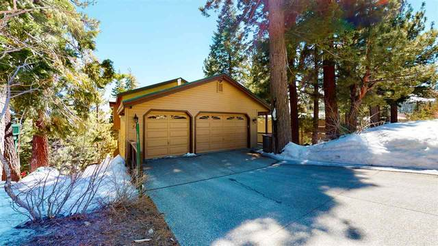 50 Valley Vista Drive, Mammoth Lakes, CA 93546 (MLS #210328) :: Millman Team