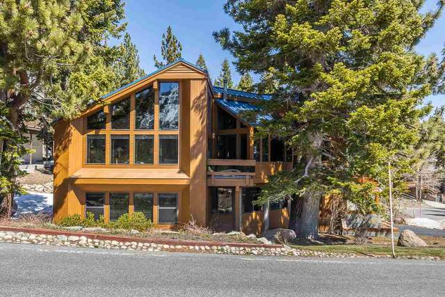 728 Majestic Pines Drive, Mammoth Lakes, CA 93546 (MLS #210330) :: Millman Team