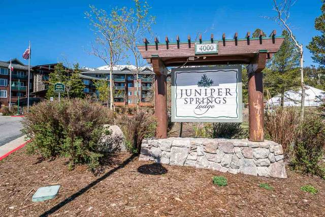 4000 Meridian Blvd #231, Mammoth Lakes, CA 93546 (MLS #210334) :: Millman Team