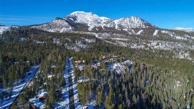 385 Fir St, Mammoth Lakes, CA 93546 (MLS #210371) :: Mammoth Realty Group