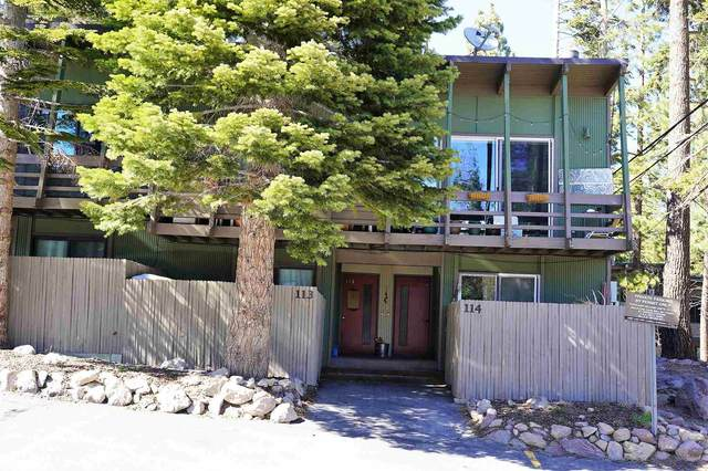 24 Tyrol Lane #114, Mammoth Lakes, CA 93546 (MLS #210384) :: Mammoth Realty Group