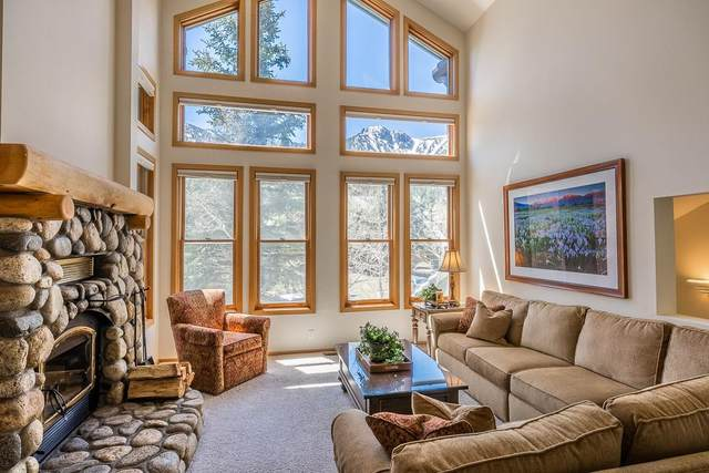 880 Par Court, Mammoth Lakes, CA 93546 (MLS #210406) :: Millman Team