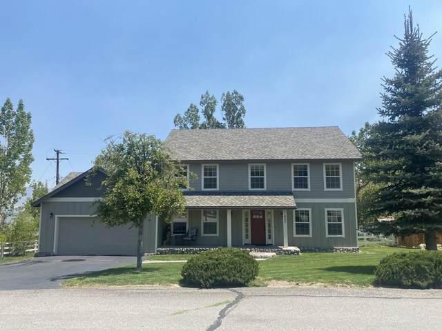 207 Aspen Terrace, Crowley Lake, CA 93546 (MLS #210471) :: Mammoth Realty Group