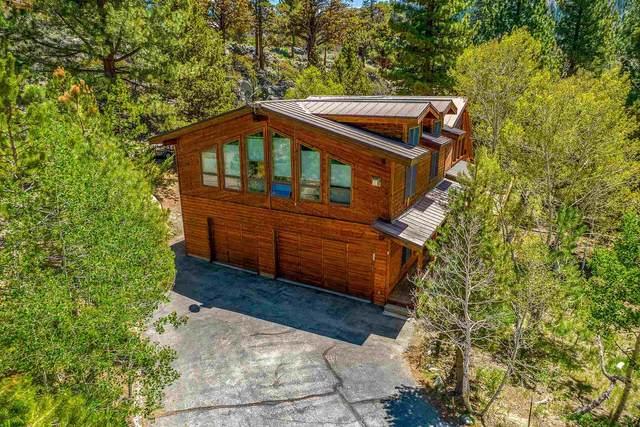 140 Wyoming St., June Lake, CA 93529 (MLS #210483) :: Millman Team