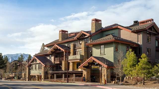 50 Canyon Blvd B9-6, Mammoth Lakes, CA 93546 (MLS #210490) :: Mammoth Realty Group