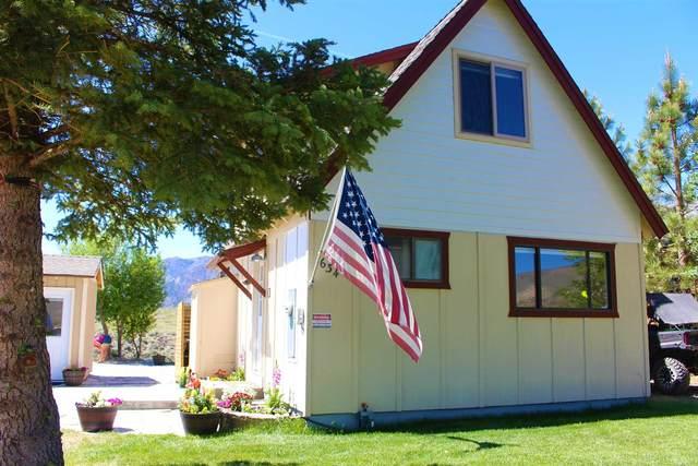 634 E. Mono Lake Dr., Lee Vining, CA 93541 (MLS #210528) :: Millman Team