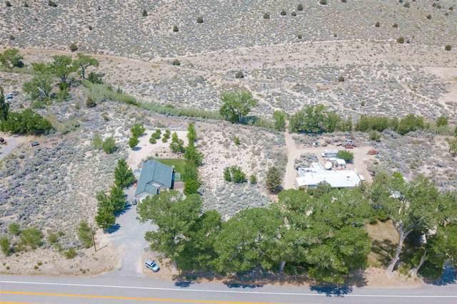 Lot #19 Us Highway 395, Topaz, CA 96133 (MLS #210532) :: Millman Team