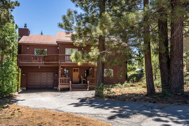 507 Monterey Pines Road, Mammoth Lakes, CA 93546 (MLS #210536) :: Millman Team