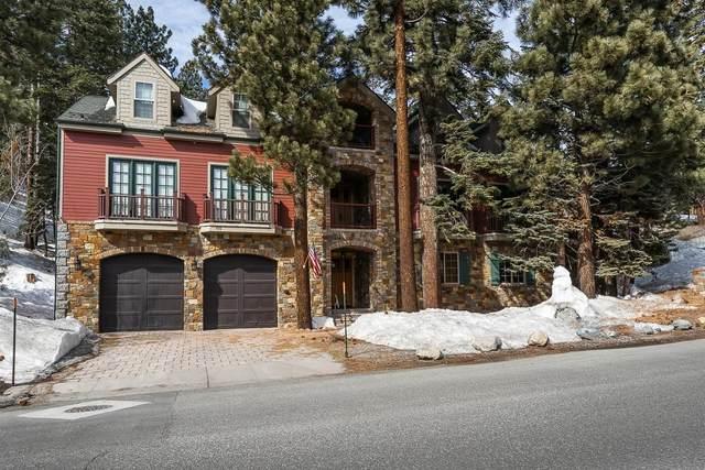 155 Hillside Drive, Mammoth Lakes, CA 93546 (MLS #210544) :: Millman Team