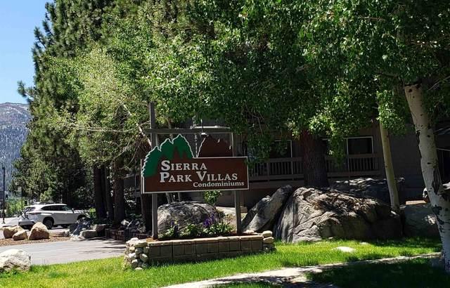 286 Old Mammoth Road #17, Mammoth Lakes, CA 93546 (MLS #210545) :: Millman Team