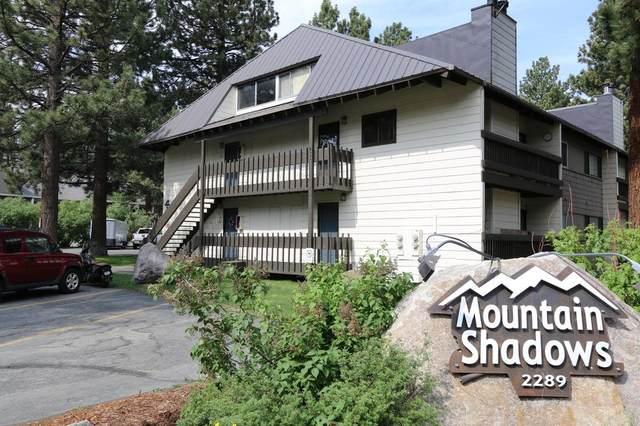 2289 Sierra Nevada Road #E-6, Mammoth Lakes, CA 93546 (MLS #210547) :: Mammoth Realty Group