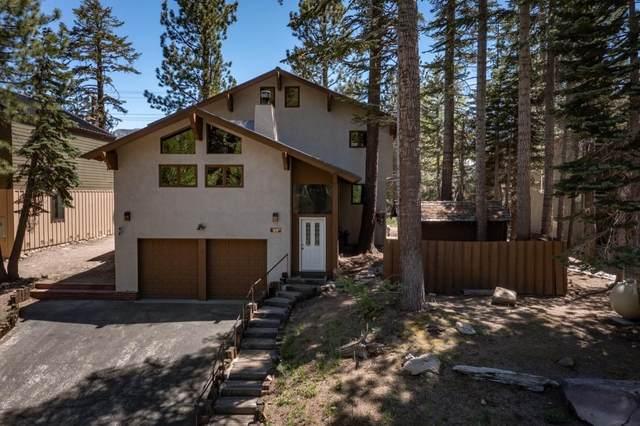 14 Holiday Way, Mammoth Lakes, CA 93546 (MLS #210556) :: Mammoth Realty Group