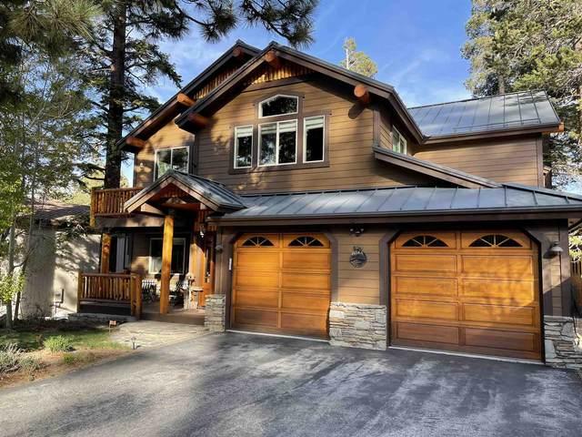 129 Rainbow Lane, Mammoth Lakes, CA 93546 (MLS #210569) :: Millman Team